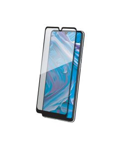 Premium Full Cover Glass with Easy Apply Applicator for Huawei Mate 20 - Black Border