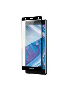 THOR FS Glass with Applicator for XPERIA XZ2 black